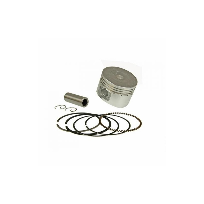 KIT PISTON GY6 125 (f53mm;d=15mm)